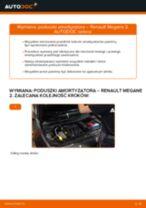 Instrukcja warsztatu dla HYUNDAI CRETA / ix25