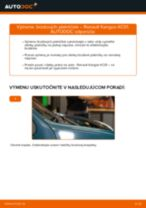DODGE Čap riadenia vymeniť vlastnými rukami - online návody pdf