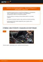 Krok za krokom příručka na opravu Renault Megane 1