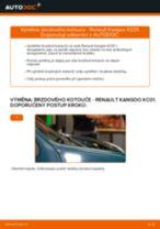 Naučte se jak opravit problémy s zadní a přední Brzdové Destičky MITSUBISHI