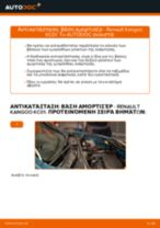 Αντικατάσταση Καπό OPEL μόνοι σας - online εγχειρίδια pdf