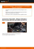 Tipps von Automechanikern zum Wechsel von RENAULT RENAULT MEGANE II Saloon (LM0/1_) 1.9 dCi Kraftstofffilter