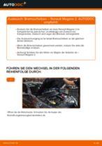 hinten und vorne Bremsscheiben RENAULT MEGANE II Stufenheck (LM0/1_) | PDF Wechsel Tutorial