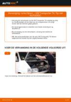 Hoe remschijven vooraan vervangen bij een VW Transporter T4 – Leidraad voor bij het vervangen