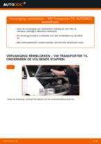 FORD Stabilisator achter en vóór veranderen doe het zelf - online handleiding pdf