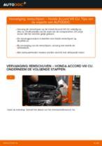 Zelf Ruitenwisserstangen achter en vóór vervangen MAZDA - online handleidingen pdf