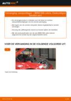 Hoe veerpootlager vooraan vervangen bij een BMW E46 cabrio – Leidraad voor bij het vervangen