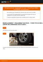 Découvrez notre tutoriel détaillé sur la solution du problème de Jeu de roulements de roue arrière et avant FORD