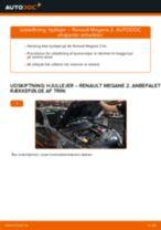 instruktionsbog RENAULT - PDF og video online