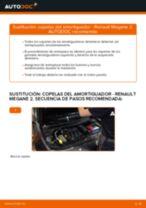 Guía de reparación paso a paso para Renault Megane LA