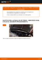 Manual de instrucciones MERCEDES-BENZ Clase A