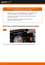 Come cambiare Kit riparazione pinza freno BMW E90 - manuale online