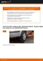 Cambio Caja Cojinete Rueda SEAT bricolaje - manual pdf en línea