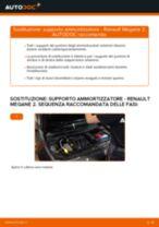 Manuale d'officina per Renault Megane 3 online