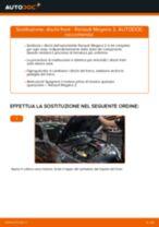 Guida passo passo alla riparazione Renault Megane 2