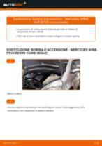Guida passo passo alla riparazione Mercedes Classe A W176