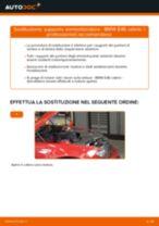 Come cambiare supporto ammortizzatore della parte anteriore su BMW E46 cabrio - Guida alla sostituzione
