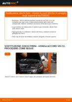 Come cambiare Ganasce per freni a tamburo posteriore e anteriore OPEL MERIVA - manuale online