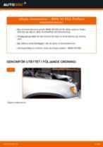 Byta bromsskivor fram på BMW X5 E53 – utbytesguide