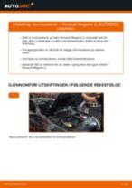 DIY-manual for utskifting av Bremseskiver i RENAULT MEGANE 2020