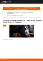 Hvordan bytte Panser Ford Ranger EQ - guide online