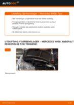Hvordan bytte Støtdempere bak og foran BMW X1 Van (F48) - guide online