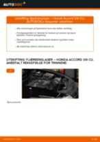 Bruksanvisning HONDA pdf