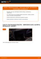 Löydä ja lataa ilmaiset PDF-ohjeet auton huoltoon