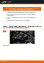 HONDA omistajan käsikirja pdf