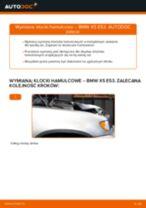 Dowiedz się jak rozwiązać problemy z Klocki Hamulcowe przednie i tylne BMW