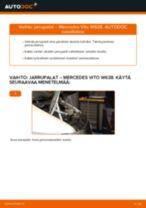PDF opas VITO -huollosta