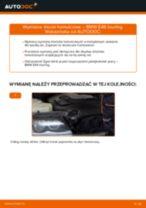 Jak wymienić klocki hamulcowe przód w BMW E46 touring - poradnik naprawy