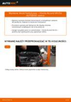 Instrukcja samodzielnej wymiany Zacisk hamulca w VOLVO XC90 2020