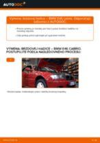 Dielenská príručka BMW stiahnuť