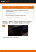 Online návod jak vyměnit Termostat na Subaru Forester SH