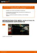 Αλλαγή Φανάρι πίσω SKODA OCTAVIA: δωρεάν pdf