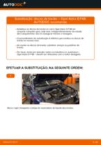 Manual de serviço OPEL ASTRA