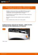 PDF manual sobre manutenção de X5