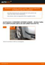 Daihatsu Cuore L501 Bremssattel wechseln rechts und links Anleitung pdf