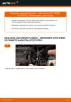 Priročnik za MERCEDES-BENZ pdf