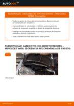 Manual de oficina para Mercedes W177