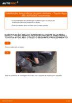 PDF manual sobre manutenção de AYGO