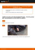 Hogyan cseréljünk Csapágyazás, kerékcsapágy ház Octavia 1z5 - kézikönyv online
