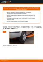 Útmutató PDF FELICIA karbantartásáról