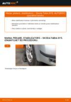 SKODA apkopes instrukcijas pdf