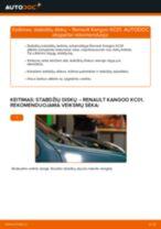 ATE 24.0121-0106.1 už KANGOO (KC0/1_) | PDF keitimo vadovas