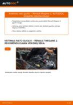 Kaip pakeisti Ašies montavimas FIAT Croma Kastenwagen (194) - instrukcijos internetinės