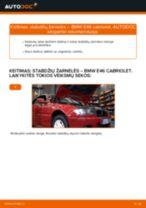 Sužinokite apie mūsų išsamų mokymą, kaip išspręsti gale ir priekyje Stabdžių žarnelės problemą BMW