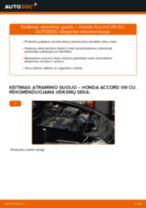 Instrukcijos PDF apie ACCORD priežiūrą