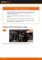 Instrukcijos PDF apie GLS priežiūrą